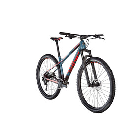 GT Bicycles Zaskar Carbon Comp satin slate blue/black/red